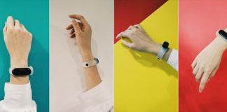 Xiaomi mi banda 3 transparente