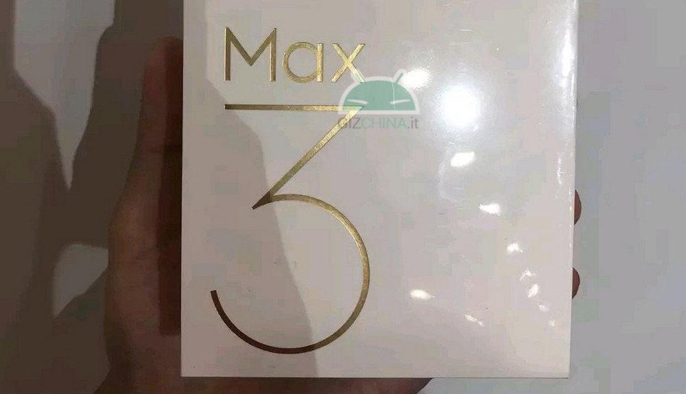 Xiaomi mi max 3 design e specifiche confermate da queste for Specifiche home plan