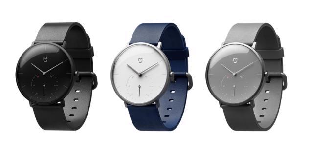 Xiaomi Mijia Smartwatch Quartz - Gearbest