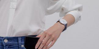 capa de relógio de quartzo xiaomi mijia