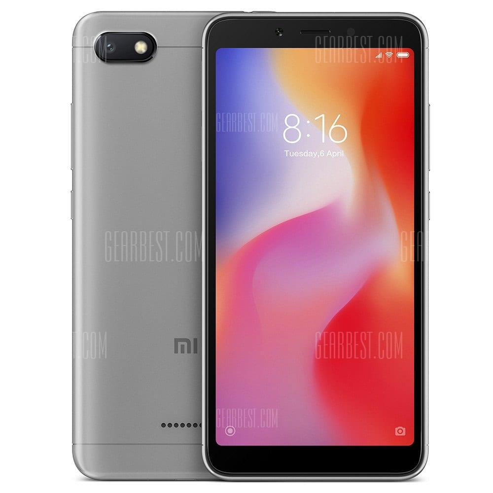 Xiaomi Redmi 6A - 2 / 16 GB Global - As Melhores Marcas Banggood