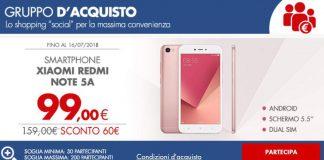 Xiaomi-redmi-note-5a-Grupo-de-compra-coop on-line