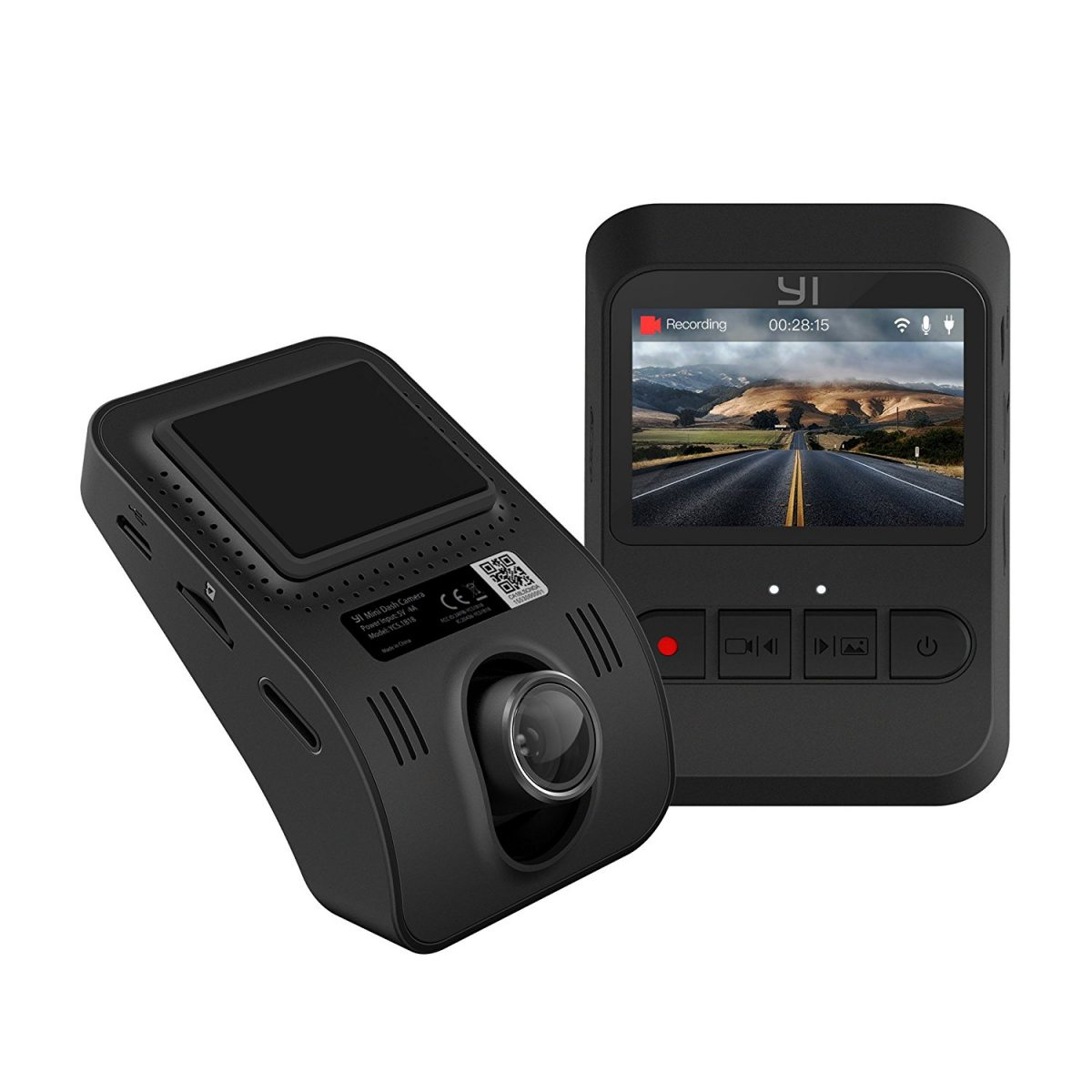 YI Dash Camera Mini