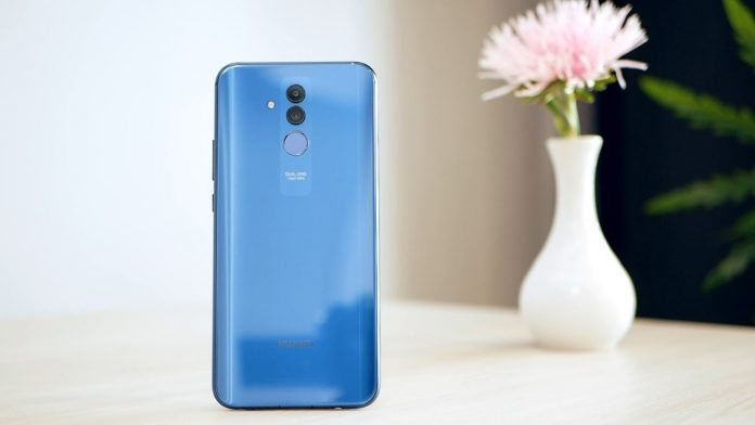 huawei mate 20 lite video hands-on