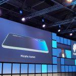 Huawei P20 Pro Morpho Blue
