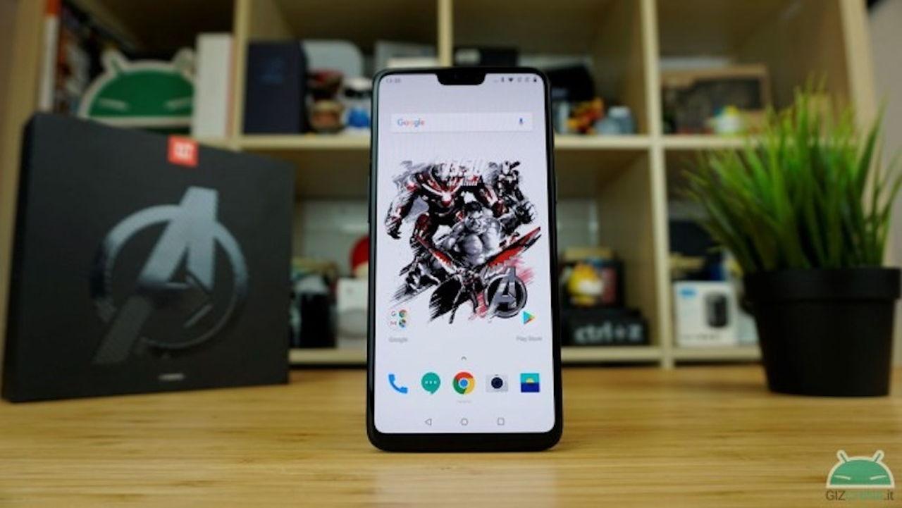OnePlus 6 6/64 – Banggood