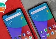Xiaomi Mi 8 VS Xiaomi Mi MIX 2S