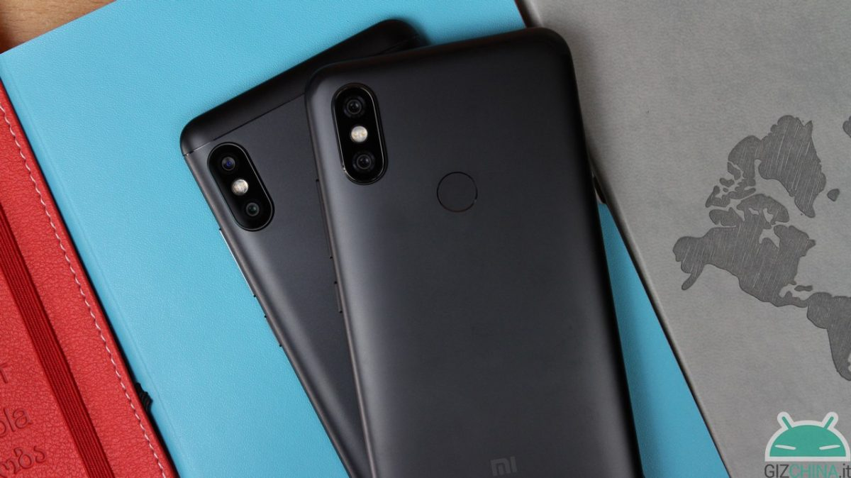 Xiaomi Mi A2 vs Xiaomi Redmi Note 5
