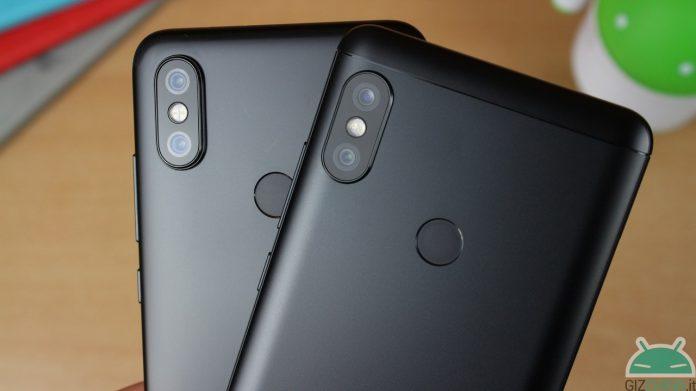 Xiaomi Mi A2 vs Xiaomi Redmi Note 5