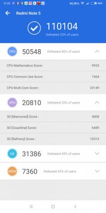 Xiaomi Nota 5 Redmire