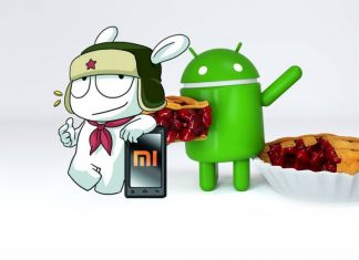xiaomi android 9 pie