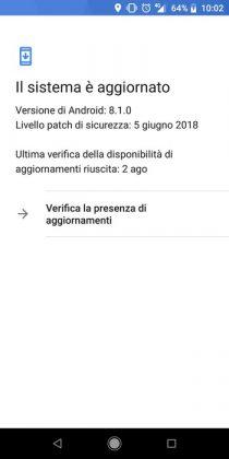 Xiaomi Mi A2-Software
