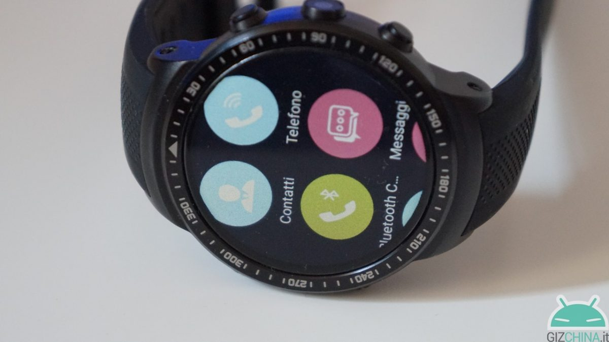 Review Zeblaze Thor PRO: a smartwatch to optimize