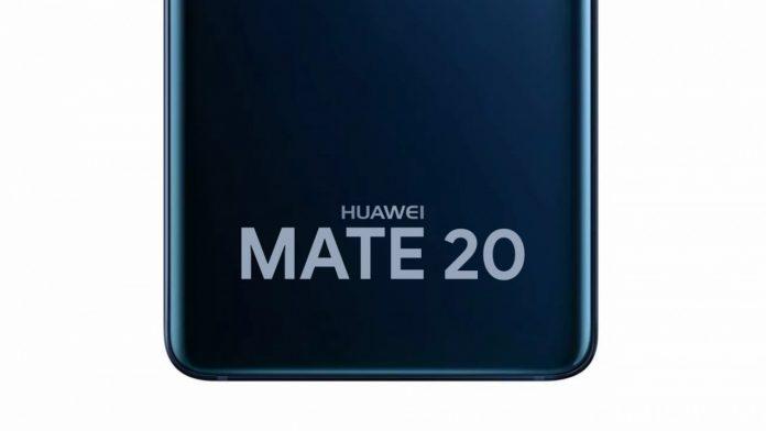 Huawei compañero de 20