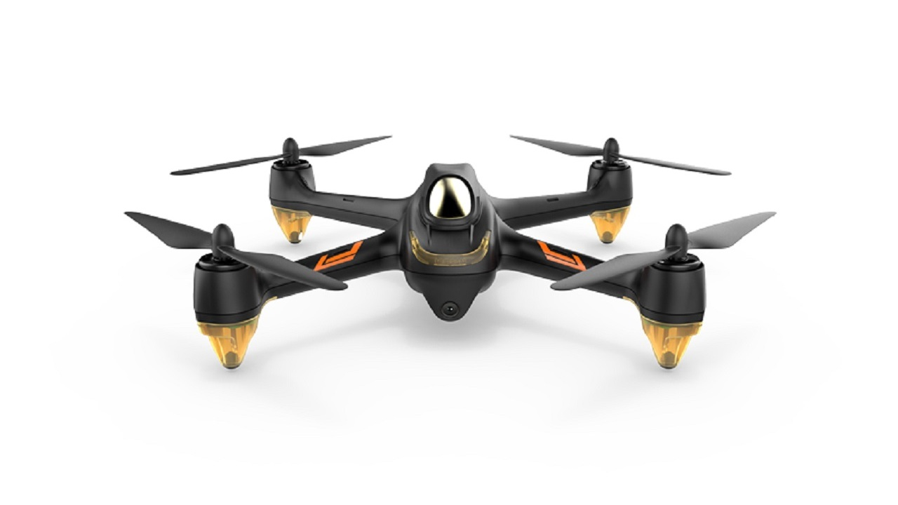 Hubsan H117S Zino 4K Drone - Geekbuying