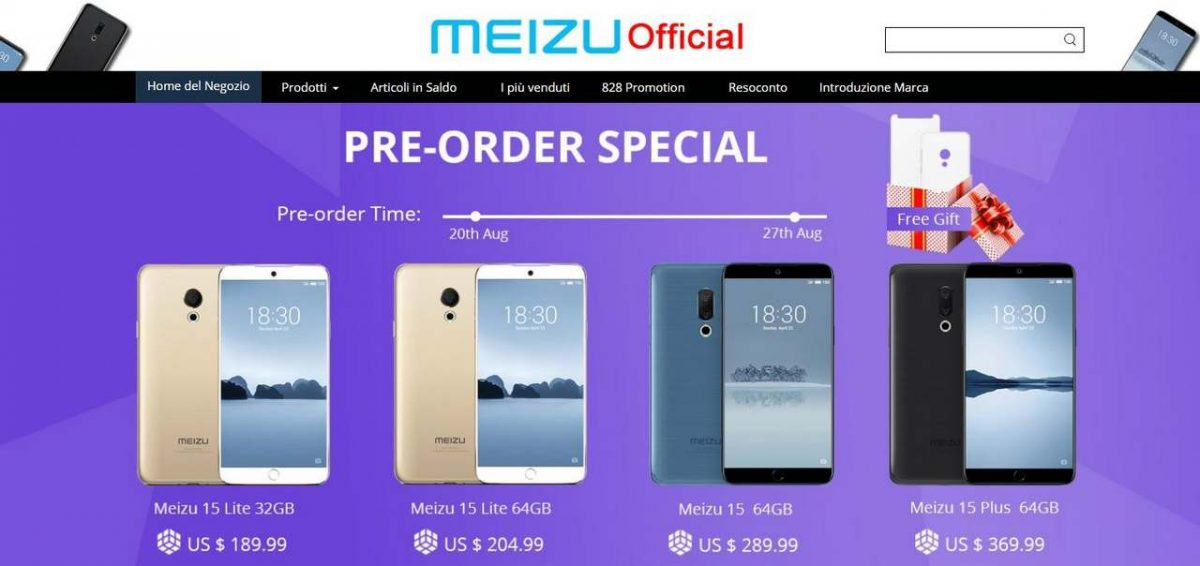 meizu 16 global meizu store aliexpress