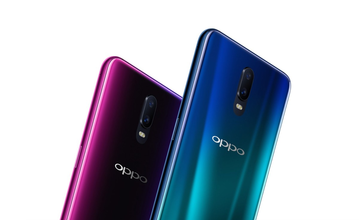 OPPO R17 6 / 128 GB Roxo - GeekBuying