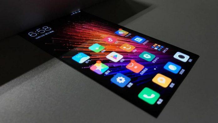 Xiaomi OPPO Samsung display pieghevole