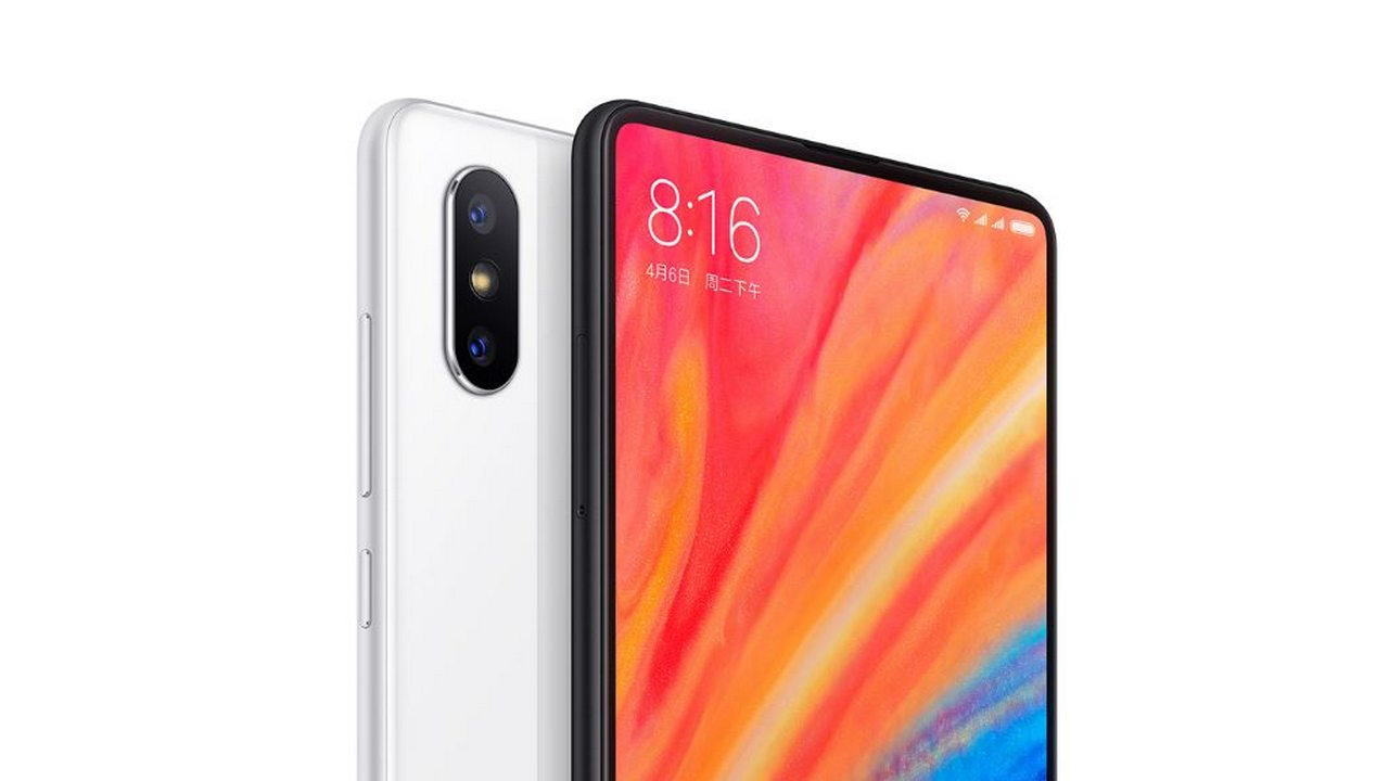 Xiaomi Mi MIX 2S White 6/64 GB – Gearbest