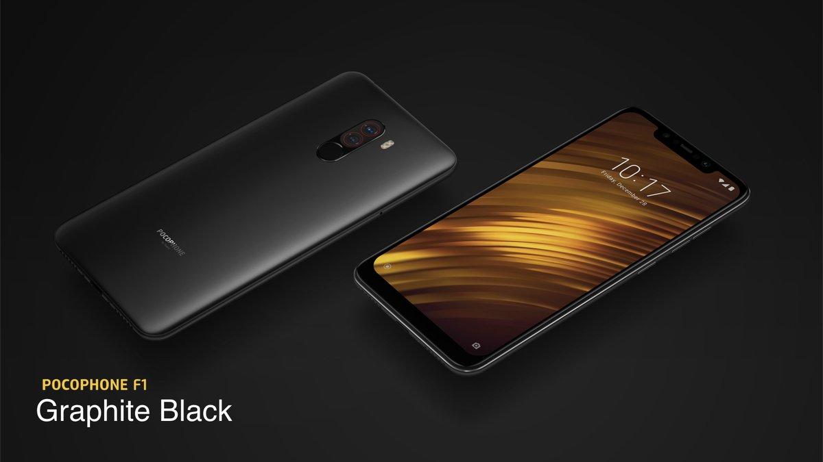 a8b84a29a Il nuovo top di gamma economico, lo Xiaomi POCOPHONE F1, come annunciato  nel corso dell'evento di lancio è disponibile in Italia anche su Amazon.