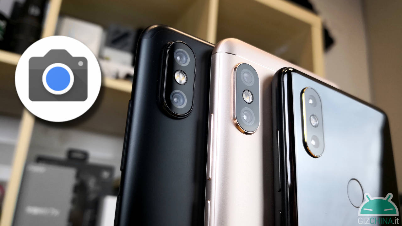 Come installare la Google Camera su Xiaomi | GCam | Guida - GizChina it