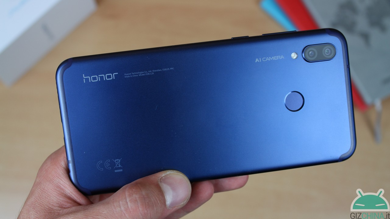 Google Camera Honor Play and Huawei Mate 10 Pro: Nigh Sight is