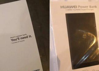 Huawei Apple iPhone XS Power Bank