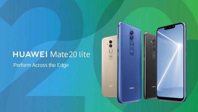 Huawei Mate 20 Lite 3 Italia