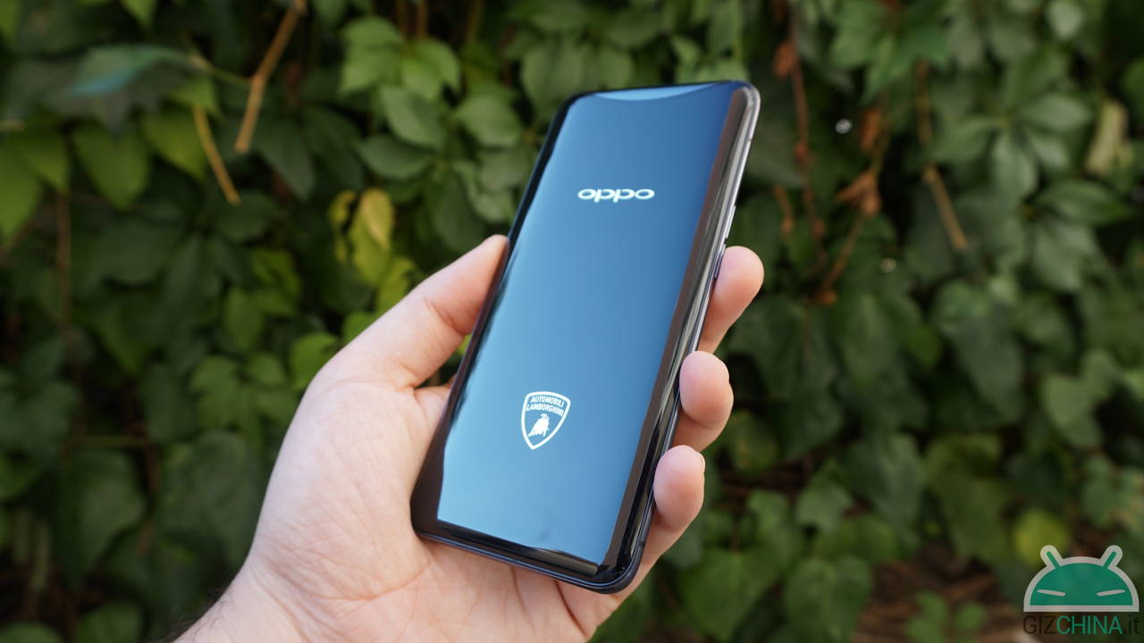 oppo find x lamborghini edition review