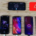 OPPO Find X vs OnePlus 6 vs Xiaomi Mi 8 vs Huawei P20 Pro vs Samsung Galaxy S8