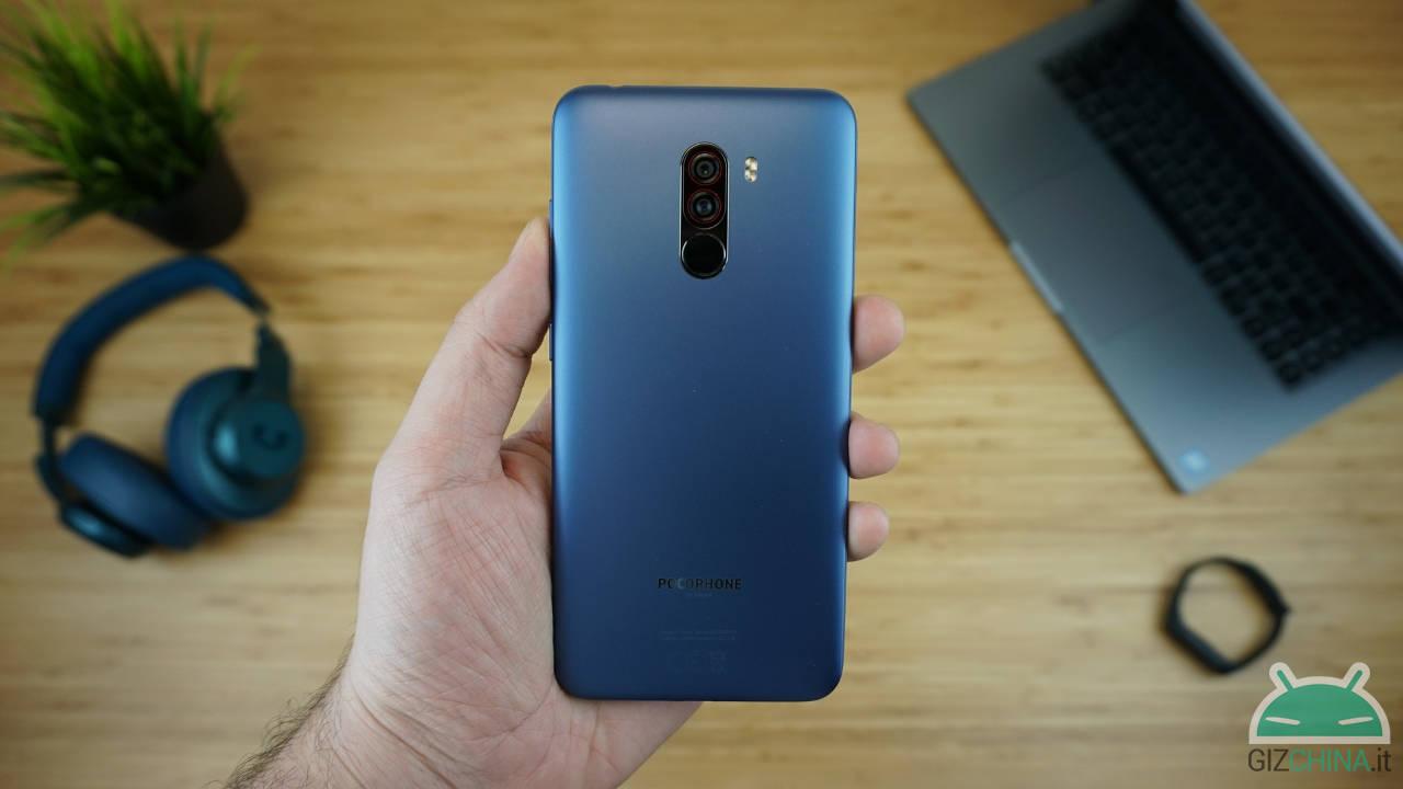 Xiaomi POCOTELÉFONO F1 6 / 128 GB - Banggood