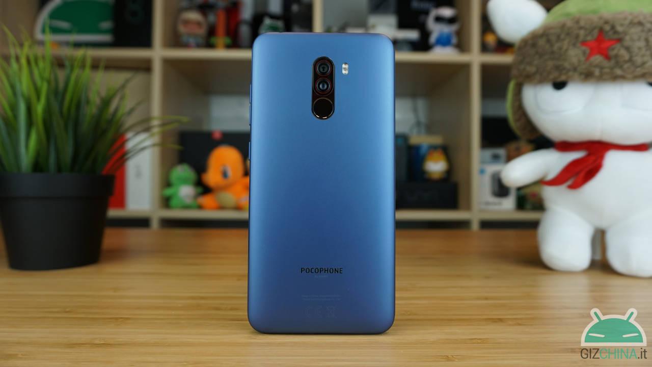 Xiaomi POCOTELEFONE F1 6 / 128 GB - Gearbest