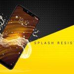 Xiaomi POCO F1 resistenza acqua