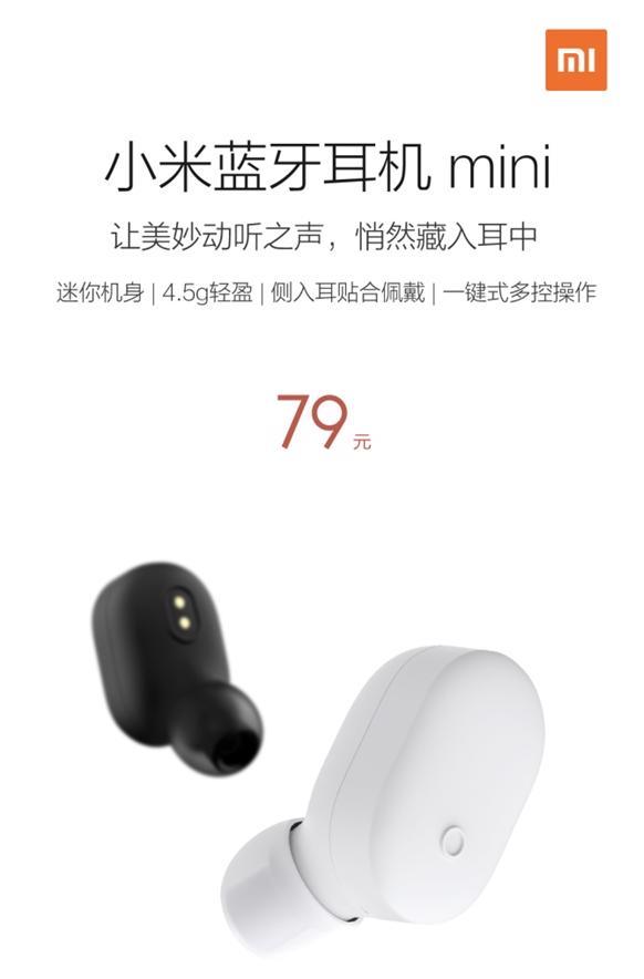 Xiaomi Bluetooth Mini 1