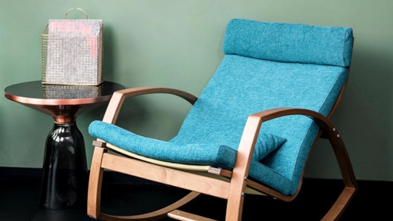 xiaomi hygge la sedia a dondolo elegante e resistente