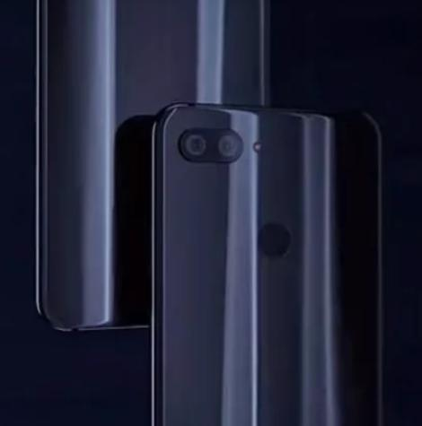 Xiaomi Mi 8 Youth Deep Space gris 1