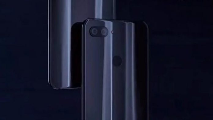 Xiaomi Mi 8 Youth Deep Space gris