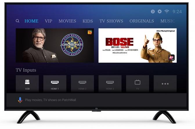 Xiaomi Mi 4C Pro, Mi 4A Pro e Mi 4 Pro ufficiali: arriva il Play Store sulla nuova gamma di Smart TV