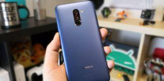 Xiaomi pouco f1