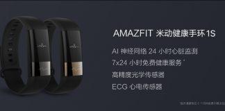 AmazFit Health Band 1S