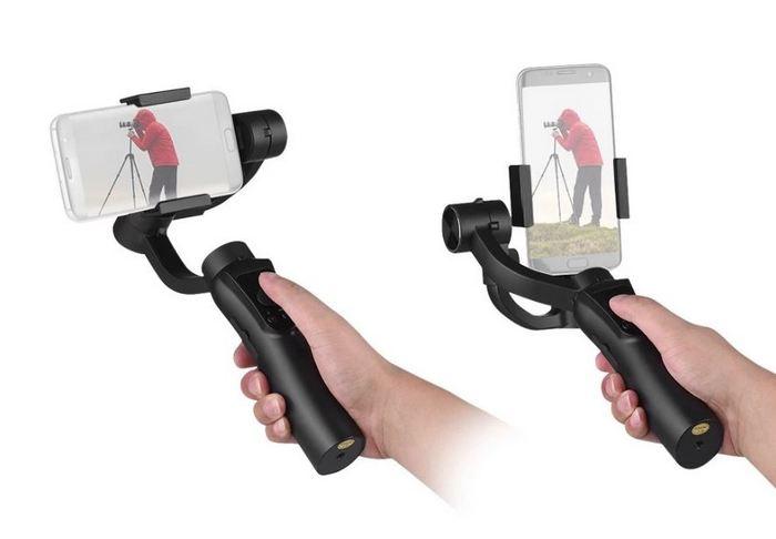 Gimbal per smartphone Andoer S5 – TomTop