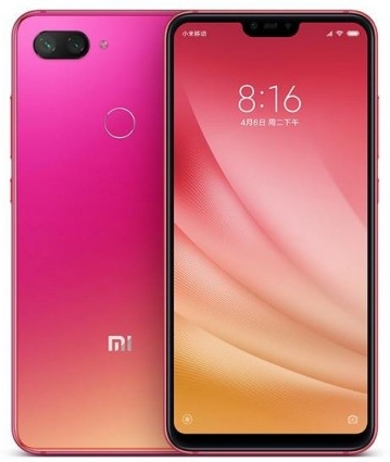 Xiaomi Mi 8 Lite 6/128 GB Global  – GeekBuying