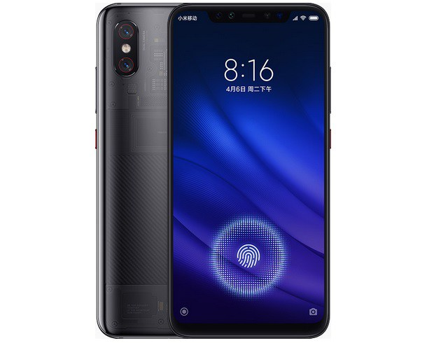 Xiaomi Mi 8 8 Pro / 128 GB Global - Gearbest