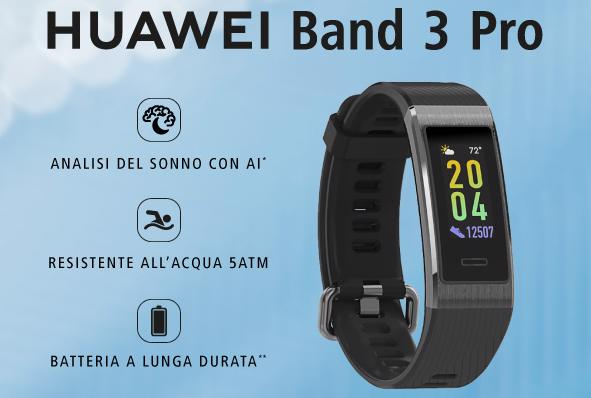 Huawei Band 3 Pro - Geekbuying