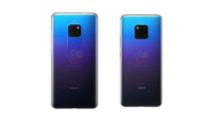 huawei mate 20 vs huawei mate 20 pro differenze tripla fotocamera