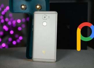 leeco le pro 3 pixel experience android 9.0 pie