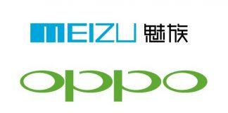 meizu oppo logo