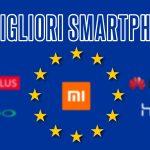 أفضل الهاتف الذكي الصيني مع الشحن من أوروبا