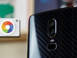 oneplus 6 google câmera 6