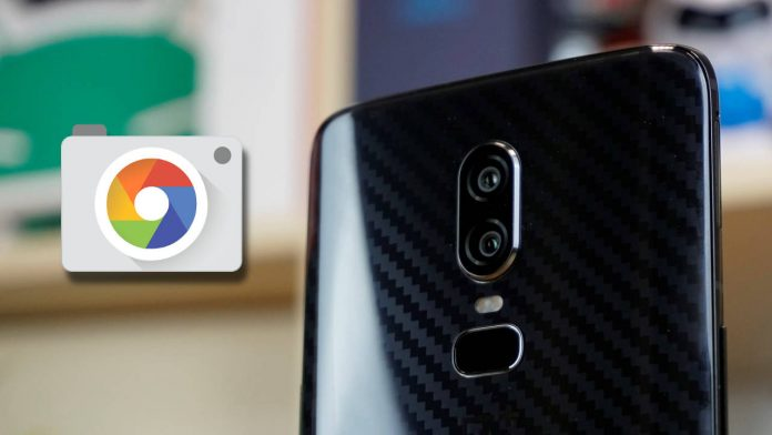 oneplus 6 google camera 6